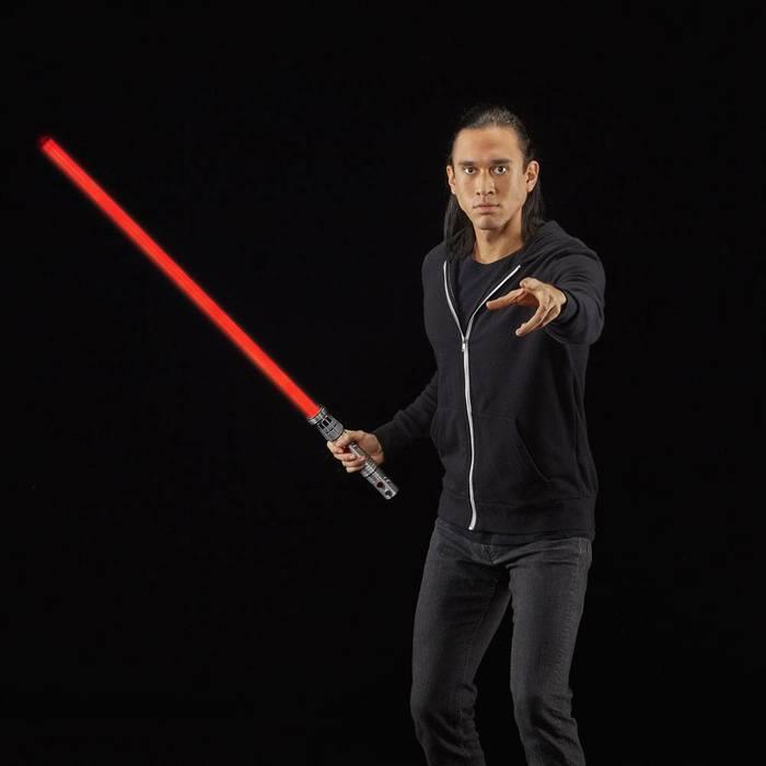 Darth Maul 1//1 Lightsaber Force FX Spada Laser STAR WARS The Black Series