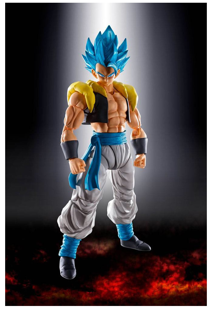 DRAGON BALL - Super Saiyan God Super Saiyan Gogeta S.H. Figuarts Action Figure