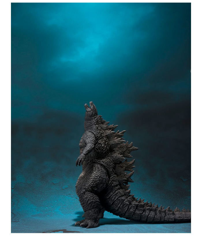 GODZILLA - King of the Monsters 2019 - S.H. MonsterArts Action Figure