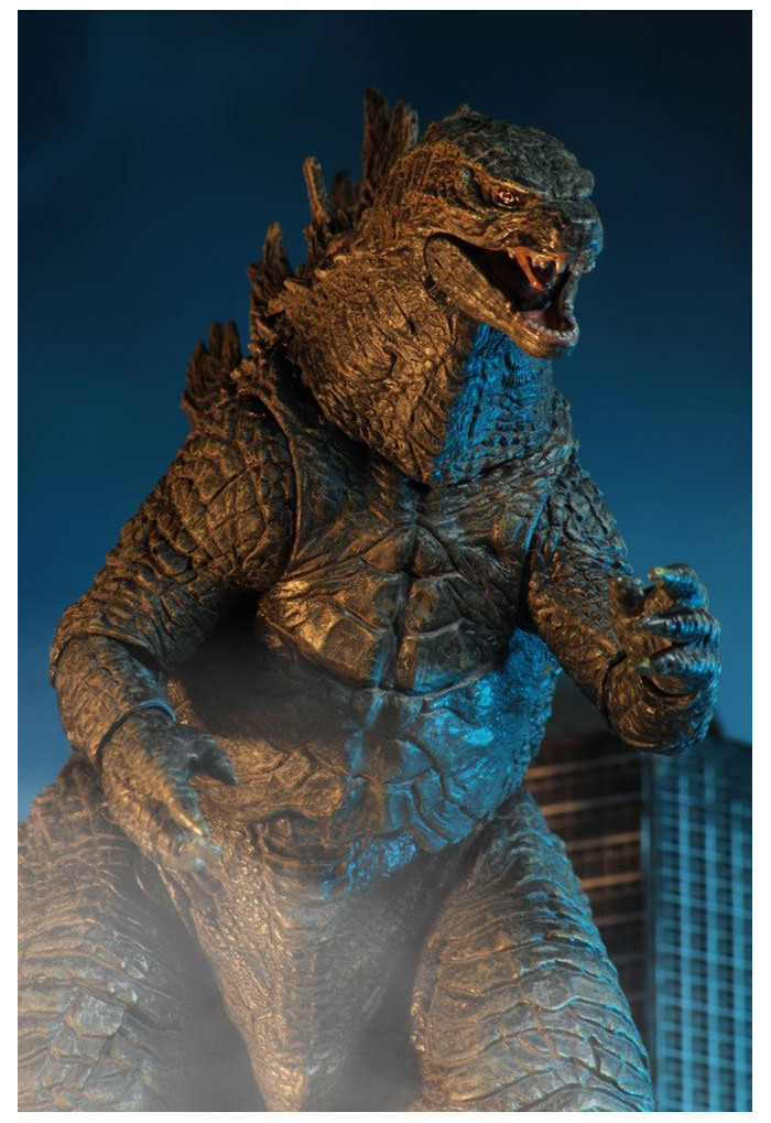 GODZILLA - King of the Monsters 2019 - Godzilla Head to Tail Action Figure