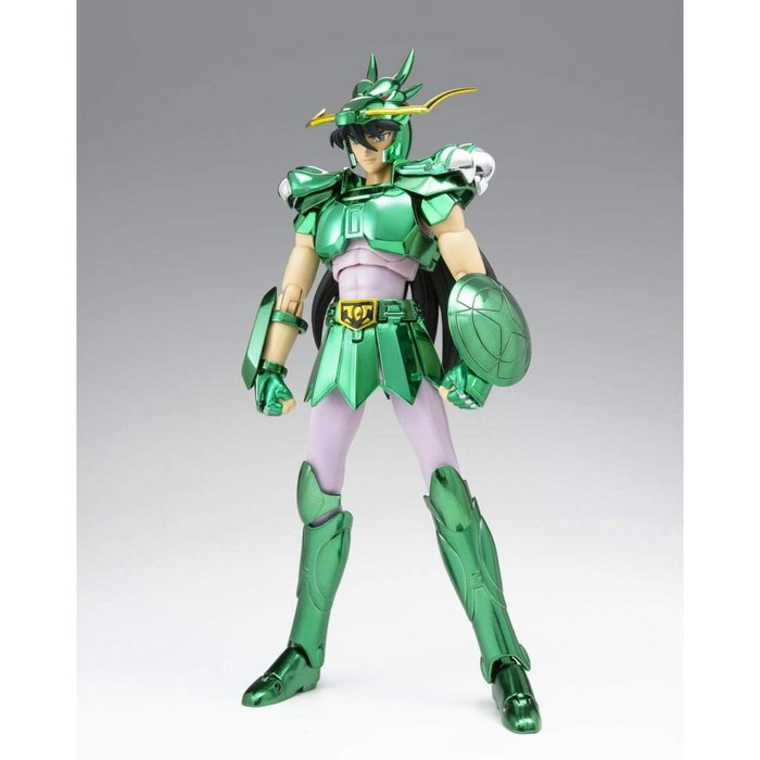 SAINT SEIYA - Myth Cloth Shiryu Dragon / Sirio Dragone V1 Revival Ver.