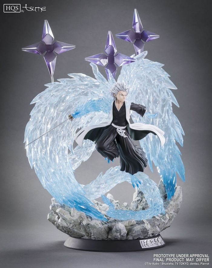 BLEACH - Toshiro Hitsugaya HQS 1/6 Mixed Media Statue