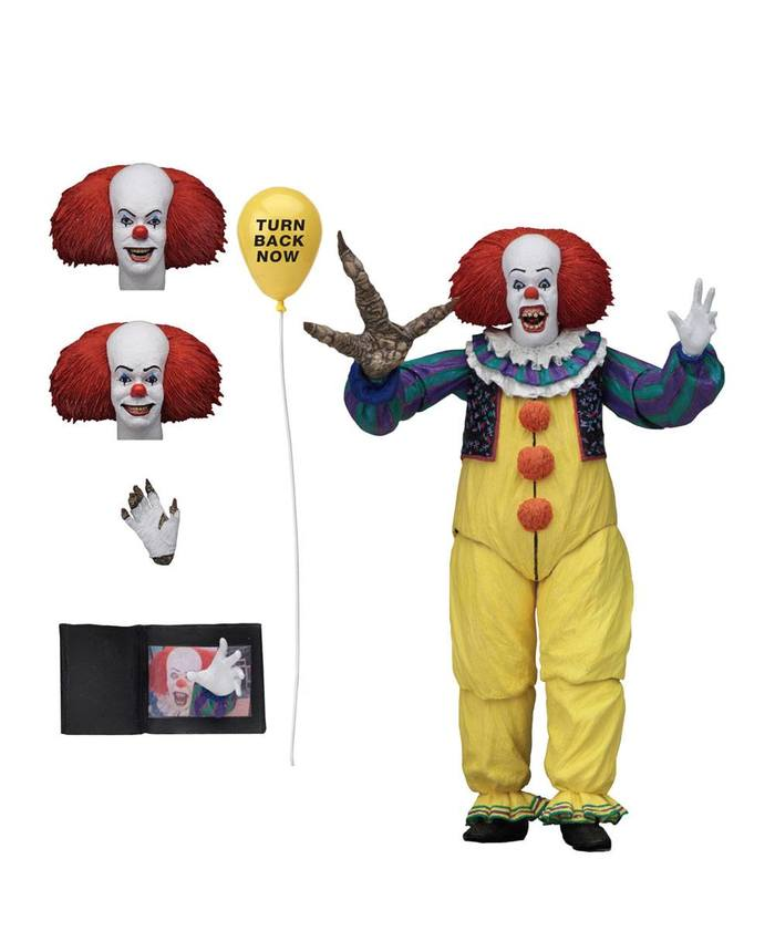 IT - Ultimate Pennywise Ver. 2 Action Figure