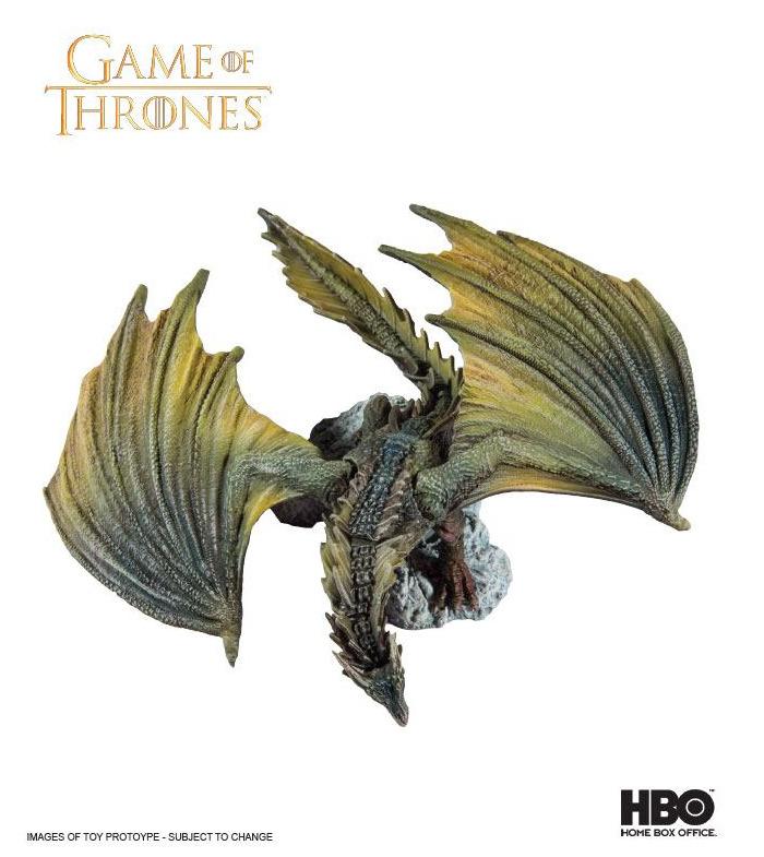 Game of Thrones Action Figure Rhaegal 23 cm McFarlane Toys Figures