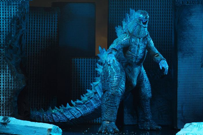 GODZILLA - King of the Monsters 2019 - Godzilla Ver. 2 Head to Tail Action Figure