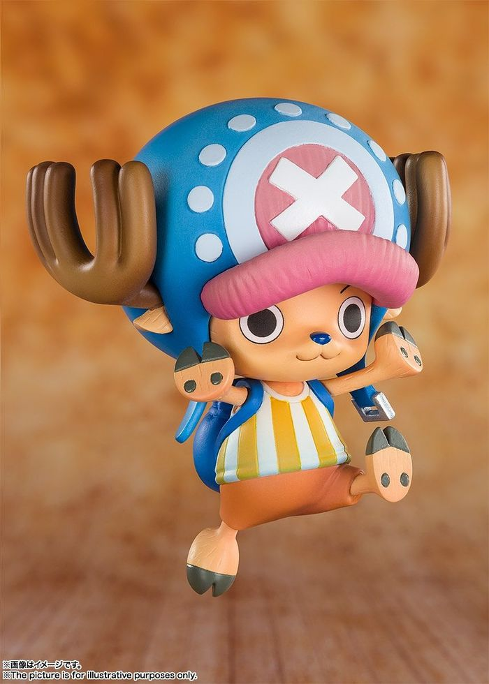 Bandai Figuarts Zero One Piece Cotton Candy Lover Chopper Figure