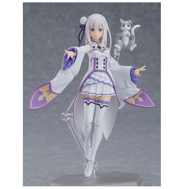 RE:ZERO Starting Life in Another World - Emilia Figma Action Figure # 419