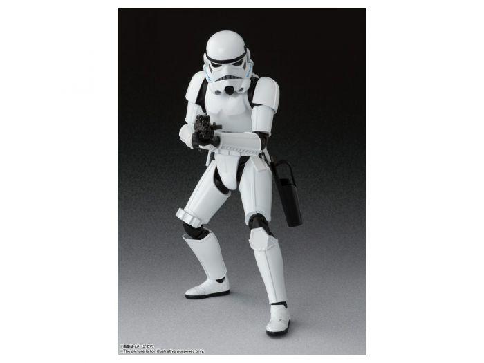 Star Wars Episode Iv A New Hope Stormtrooper S H Figuarts Action Figure Star Wars Bandai