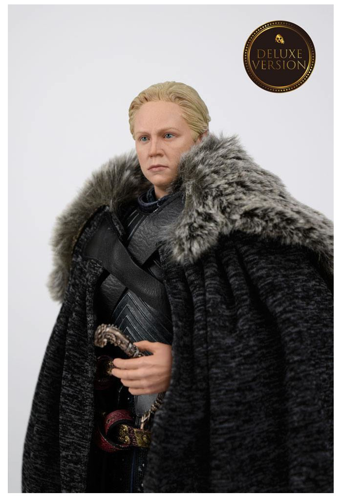 GAME OF THRONES - Brienne of Tarth Deluxe Version 1/6 Action Figure 12""