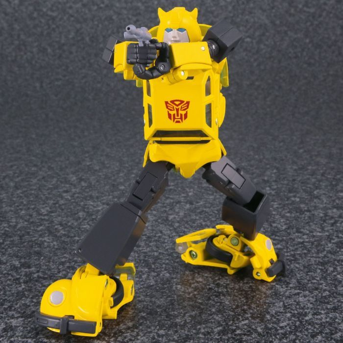 TRANSFORMERS - MP-45 Masterpiece Bumblebee Bumble Ver. 2.0