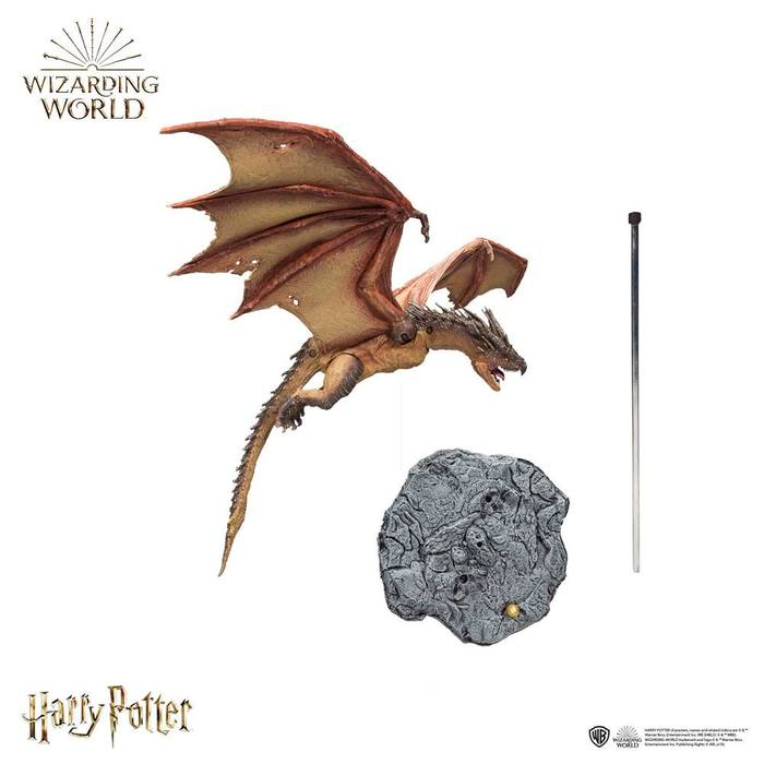 HARRY POTTER - Hungarian Horntail Action Figure