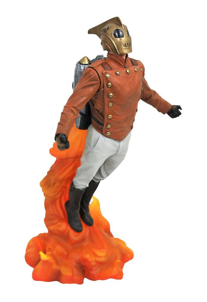 ROCKETEER - Movie Gallery - Rocketeer Pvc Figure