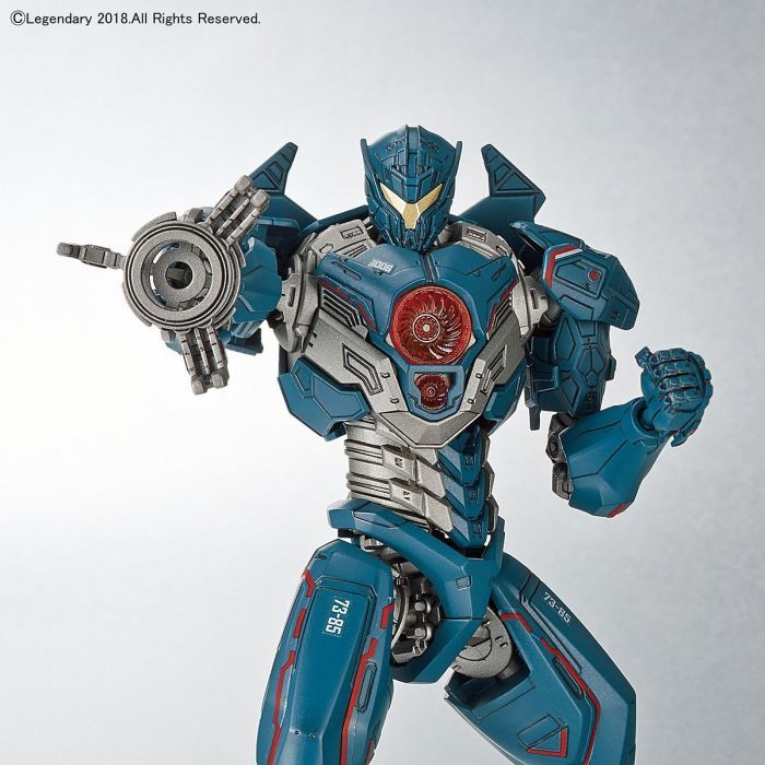 PACIFIC RIM - Uprising - Gypsy Avenger Final Battle Specifications High Grade Model Kit HG