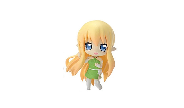 ZERO NO TSUKAIMA - F Collection - Tiffania Westwood Mini Figure