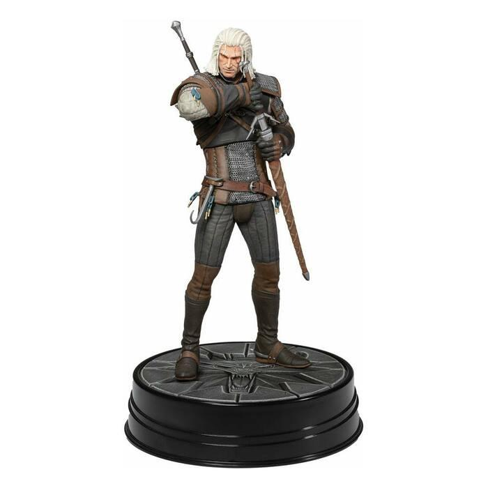 THE WITCHER 3 - Heart of Stone Geralt Deluxe Pvc Figure