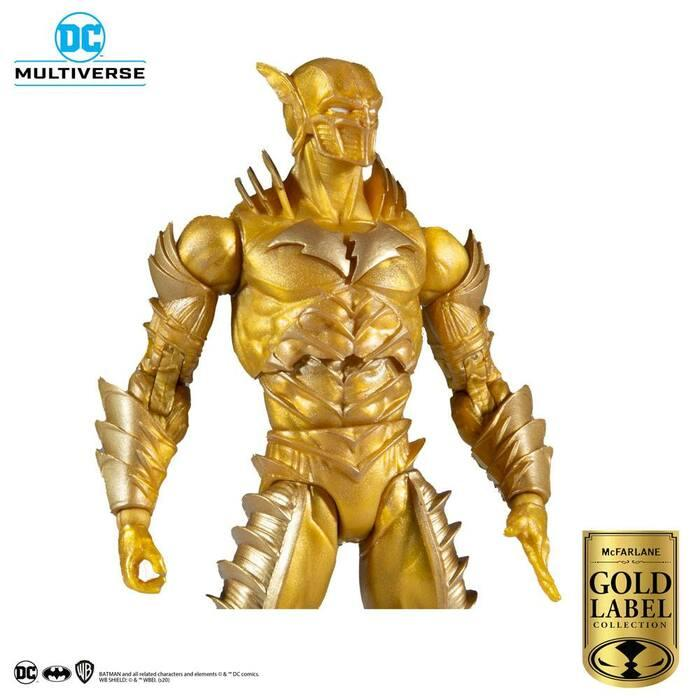 DC COMICS - Multiverse - Red Death Gold Earth 52 Gold Label Series Action Figure