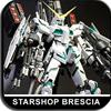 GUNDAM - 1/100 RX-0 Unicorn Full Armor Ver. Ka Master Grade Model Kit MG